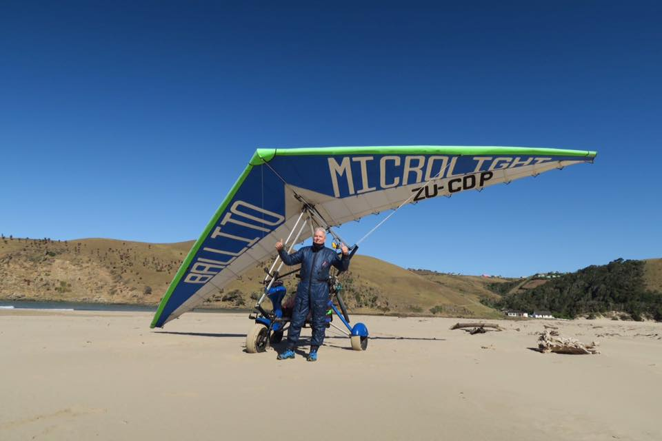 Microlights and microlight flights in Ballito, North Coast